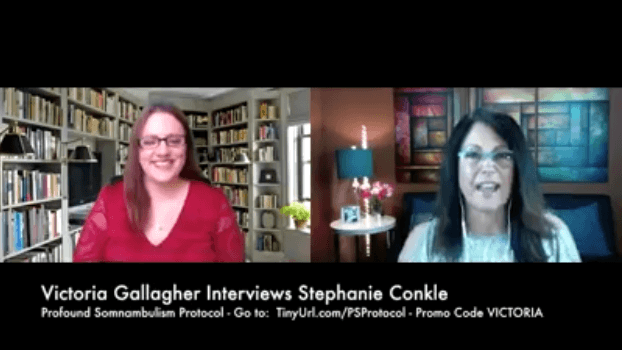 Interview with Victoria Gallagher