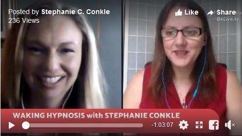 Stephanie Conkle interviews Nicole Jeffries about her experience with the PS Protocol