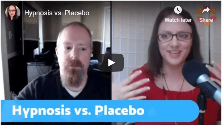 Hypnosis vs. Placebo