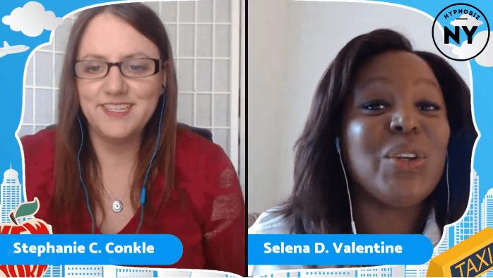 Selena Valentine interviews Stephanie Conkle