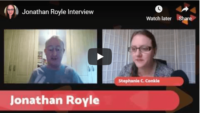 Jonathan Royle Interview