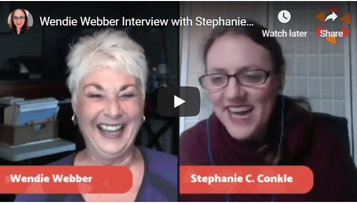 Wendie Webber Interview