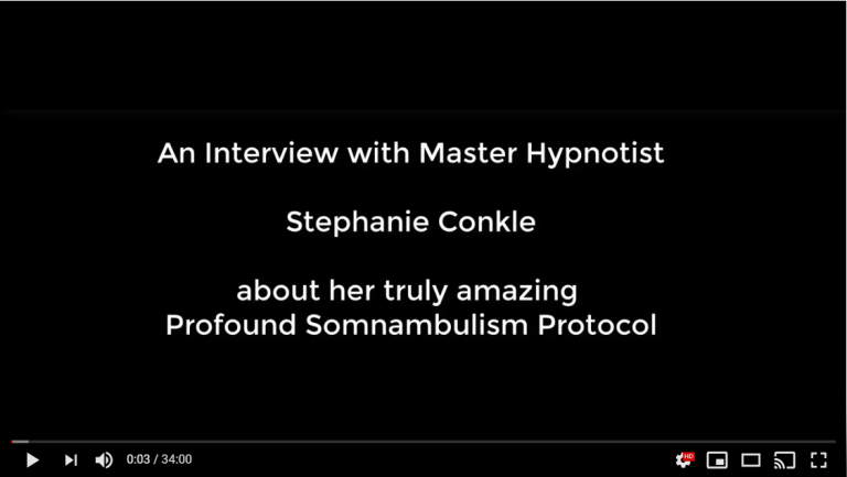 Victoria Gallagher Interviews Stephanie Conkle